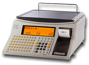 Gamma Scale- Retail Scales, POS Point of sale system, Cash Register